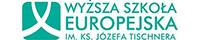 Logo Wyższej Szkoły Europejskiej