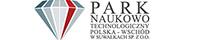 Logo Suwalskiego Parku Naukowo Technologicznego
