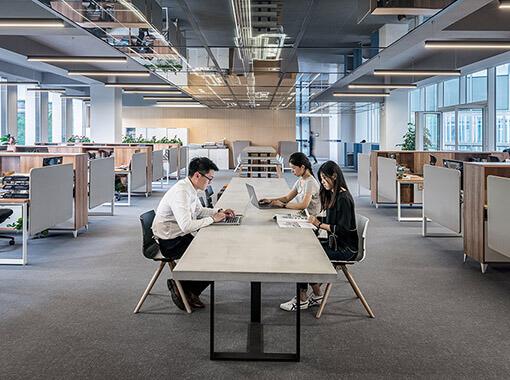 Wnętrze symulacji biura rachunkowego