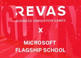 Revas partnerem szkoły Microsoft w Gdyni