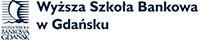 Logo Wyższej Szkoły Bankowej w Gdańsku